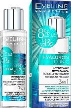 Parfüm, Parfüméria, kozmetikum Hidratáló esszencia arcra - Eveline Cosmetics Hyaluron Clinic