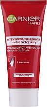 Parfüm, Parfüméria, kozmetikum Helyreállító kézkrém nagyon száraz bőrre - Garnier Skinat Body intenzív ápolás