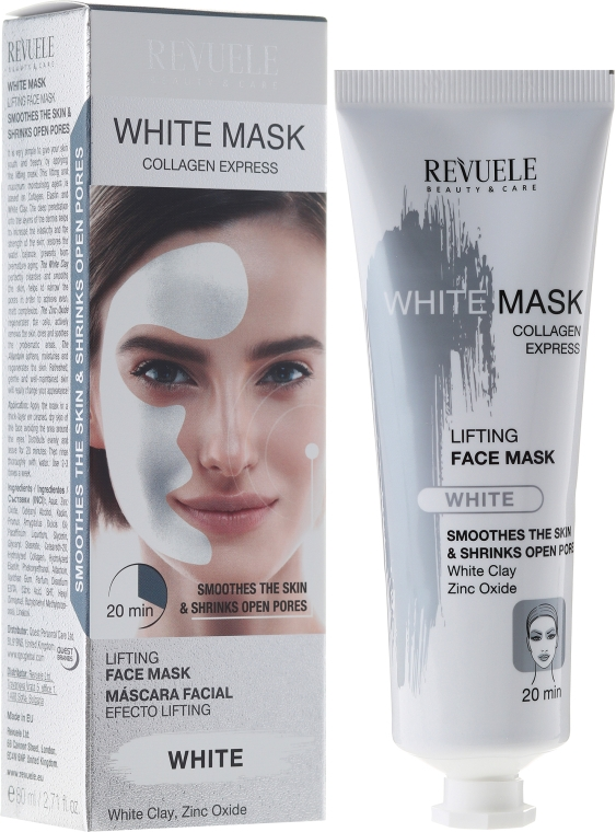 Arcmaszk - Revuele White Mask Lifting Face Mask