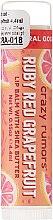 Parfüm, Parfüméria, kozmetikum Ajakbalzsam - Crazy Rumors Pink Grapefruit Juice Lip Balm