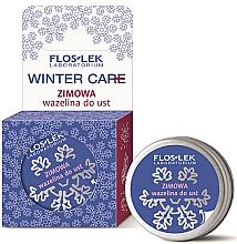 "Parfüm, Parfüméria, kozmetikum Vazelin ajakra ""Téli ápolás"" - Floslek Winter Care"