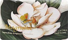 """Parfüm, Parfüméria, kozmetikum Szappan """"Magnólia"""" - Saponificio Artigianale Fiorentino Magnolia"""