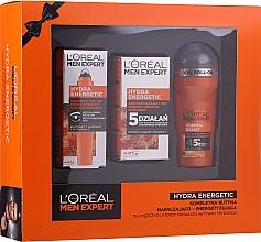 Parfüm, Parfüméria, kozmetikum Szett - L'Oreal Paris Men Expert (deo/50ml + cr/50ml + eye/roller/10ml)
