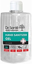 Parfüm, Parfüméria, kozmetikum Antibakteriális gél kézre aloe verával - Dr. Sante Antibacterial Hand Sanitizer Gel With Aloe