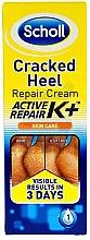 Parfüm, Parfüméria, kozmetikum Regeneráló lábkrém repedezett sarokra - Scholl Cracked Heel Repair Cream