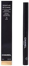 Parfüm, Parfüméria, kozmetikum Intenzív tartós szemhéjtus - Chanel Signature De Chanel Stylo Eyeliner