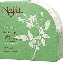 Parfüm, Parfüméria, kozmetikum Jázmin szappan - Najel Jasmin Aleppo Soap