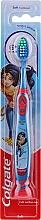 Parfüm, Parfüméria, kozmetikum Gyermek fogkefe, 6+, lágy, kék-piros - Colgate Kids Soft Toothbrush Wonder Women
