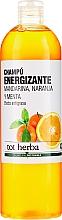 Parfüm, Parfüméria, kozmetikum Sampon - Tot Herba Tangerine and Orange Energizing Shampoo