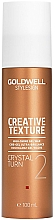 Parfüm, Parfüméria, kozmetikum Magasfényű zselés wax - Goldwell Style Sign Creative Texture Crystal Turn High-Shine Gel Wax