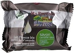 Parfüm, Parfüméria, kozmetikum Bio organikus szappan szamár tejjel és mandula illattal - Ma Provence Organic Soap