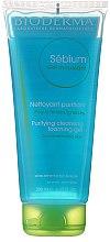 Parfüm, Parfüméria, kozmetikum Tisztító gél (tubus) - Bioderma Sebium Foaming Gel