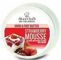 Parfüm, Parfüméria, kozmetikum Kéz- és lábápoló olaj - Hristina Stani Chef's Hand And Foot Butter Strawberry Mousse