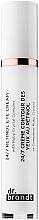 Parfüm, Parfüméria, kozmetikum Öregedésgátló szemkörnyékápoló krém retinollal - Dr. Brandt 24/7 Retinol Eye Cream