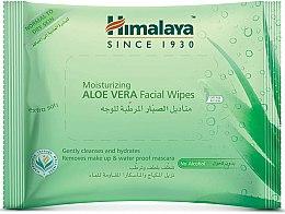 Parfüm, Parfüméria, kozmetikum Hidratáló törlőkendő aloe verával - Himalaya Moisturizing Aloe Vera Facial Wipes