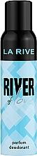 Parfüm, Parfüméria, kozmetikum La Rive River Of Love - Dezodor