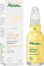 Parfüm, Parfüméria, kozmetikum Édes mandulaolaj arcra - Melvita Huiles De Beaute Sweet Almond Oil