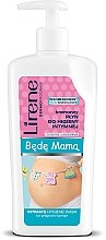 Parfüm, Parfüméria, kozmetikum Intim higiénia gél terhes nőknek - Lirene Mama Intimate Hygiene Wash For Pregnant Woman