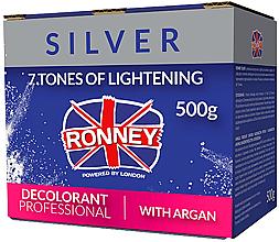 Parfüm, Parfüméria, kozmetikum Hajszőkítő por argánolajjal - Ronney Dust Free Bleaching Powder With Argan