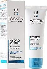Parfüm, Parfüméria, kozmetikum Tápláló nappali krém száraz és érzékeny bőrre - Iwostin Hydro Sensitia+ Intensive Day Cream