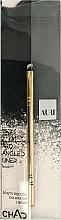 Parfüm, Parfüméria, kozmetikum Ferde szemöldökcsipesz, 210 - Auri Chad Pro Angled Liner Brush