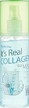Parfüm, Parfüméria, kozmetikum Kollagén gél-mist - FarmStay It's Real Collagen Gel Mist