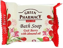 """Parfüm, Parfüméria, kozmetikum Szappan """"Goji bogyók mandulaolajjal"""" - Green Pharmacy"""