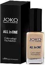 Parfüm, Parfüméria, kozmetikum Alapozó krém - Joko All In One Foundation