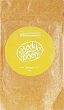 """Parfüm, Parfüméria, kozmetikum Kávés testradír """"Banán"""" - BodyBoom Coffee Scrub Banana"""