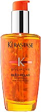 Parfüm, Parfüméria, kozmetikum Öblítést nem igénylő hajegyenesítő olaj - Kerastase Discipline Oleo-Relax Advanced Morpho-Huiles