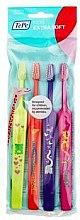Parfüm, Parfüméria, kozmetikum Fogkefe készlet - TePe Kids X-Soft