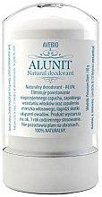 Parfüm, Parfüméria, kozmetikum Természetes dezodor - Avebio Alunit Natural Deodorant