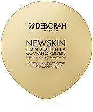 Parfüm, Parfüméria, kozmetikum Kompakt púder - Deborah New Skin Compact Foundation