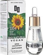 Parfüm, Parfüméria, kozmetikum Arcápoló koncentrátum - AA Cosmetics Bio Natural Vegan Koncentrat Detox