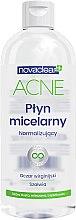 Parfüm, Parfüméria, kozmetikum Micellás víz - Novaclear Acne Micellar Water