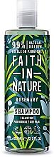 """Parfüm, Parfüméria, kozmetikum Sampon normál és zsíros hajra """"Rozmaring olaj"""" - Faith In Nature Rosemary Shampoo"""