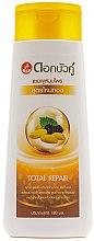 Parfüm, Parfüméria, kozmetikum Sampon legyengül hajra - Twin Lotus Golden Silk Herbal Total Repair Shampoo