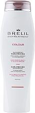 Parfüm, Parfüméria, kozmetikum Sampon sárgás tónus neutralizálására - Brelil Bio Treatment Colour Sublimeches Shampoo