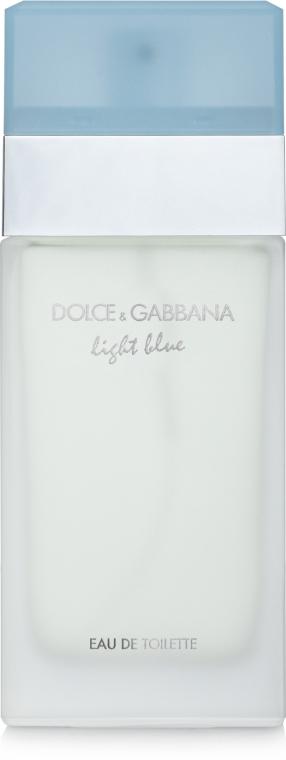 Dolce & Gabbana Light Blue - Eau De Toilette (teszter kupakkal)