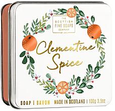 """Parfüm, Parfüméria, kozmetikum Szappan """"Clementine Spice"""" - Scottish Fine Soaps Clementine Spice Soap"""