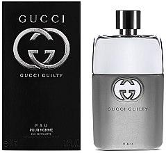 Parfüm, Parfüméria, kozmetikum Gucci Guilty Eau Pour Homme - Eau De Toilette