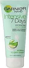 """Parfüm, Parfüméria, kozmetikum Kézkrém """"7 nap"""" - Garnier 7 Days Hydration Moisturizing Hand Cream"""