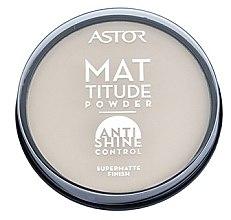 Parfüm, Parfüméria, kozmetikum Arcpúder - Astor Mattitude Anti Shine Powder