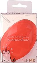 Parfüm, Parfüméria, kozmetikum Hajfésű, rózsaszín - Beauty Look Tangle Definer Brush & Go