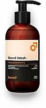 Parfüm, Parfüméria, kozmetikum Szakáll sampon - Beviro Beard Wash