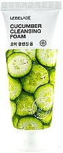 "Parfüm, Parfüméria, kozmetikum Tisztító hab ""Uborka"" - Lebelage Cucumber Cleansing Foam"