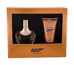 Parfüm, Parfüméria, kozmetikum James Bond 007 for Women II - Szett (edp/530ml + b/lot/50ml)