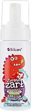 Parfüm, Parfüméria, kozmetikum Baba fürdető hab - Silcare Bubble Gum Washing Foam for Kids