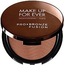 Parfüm, Parfüméria, kozmetikum Bronzosító púder - Make Up For Ever Pro Bronze Fusion