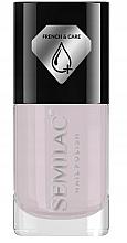 Parfüm, Parfüméria, kozmetikum Körömlakk - Semilac French&Care Nail Polish